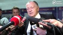 OL : Jean-Michel Aulas tacle les dirigeants de l'Ajax !