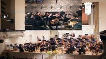 A. Vivaldi, Guitar Concerto in D, 2nd Mvt, Boris Bagger Guitar Orchestra Gitarre
