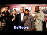 mares vs cuelalr charlo vs williams who wins EsNews Boxing