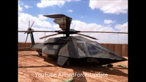 TOP SECRET STEALTH HELICOPTER US Military UH-60 Ghost hawk Hollywood Model