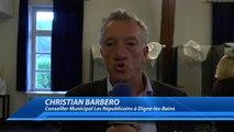 Présidentielles : Victoire d'Emmanuel Macron, la réaction de Christian Barbero (LR)