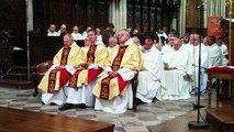 Louis Cabouret, nouveau prêtre du diocèse de Bayeux-Lisieux