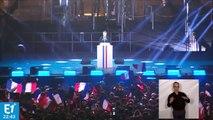 """Macron : """"L'Europe et le monde attendent que nous défendions partout l'esprit des Lumières"""""""