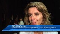 Présidentielles : Victoire d'Emmanuel Macron, la réaction de Catherine Asso (LR)