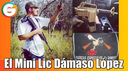 El Mini Lic , Dámaso López Serrano