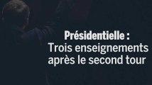 Présidentielle : un « nouveau clivage» dessine le paysage politique français