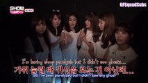 [ENG SUB] GFRIEND - Horror in Show Champion (Show Champion Behind) [Full HD]