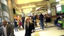 Elle Fanning Rocking Movie Star Rose-Colored Glasses