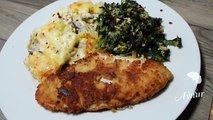 Firinda mantarli patates tarifi # firinda mantarli patates nasil yapilir