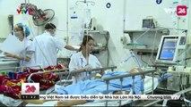 Tai Nạn Và Đánh Nhau - Bệnh Nhân Liên Tục Nhập Viện Sau Kỳ Nghỉ Lễ - Tin Tức VTV1