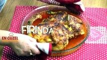 Fırında Kızarmış Tavuk Nasıl Yapılır Çıtır Tavuk Tarifi