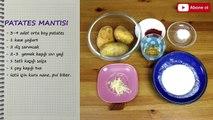 Patates Mantısı - Patates Mantısı Nasıl Yapılır