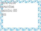 Kesper 4591  Tablas de cortar o para cubrir la vitrocerámica 2 unidades bambú 50 x 28