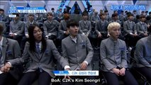 [ENG] Produce 101 Season 2 EP 5 | Rank 50 - 41 cut