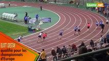 Eliott Crestan qualifié pour les championnats d'Europe du 800 m en 1.49.25