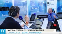 """Dany Cohn-Bendit à Emmanuel Macron : """"Ne sois pas trop tactique"""""""