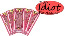 Toy Review: Cardcaptor Sakura Sakura Card Collection Dark set