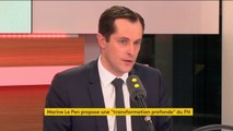 Nicolas Bay : sans doute un changement de nom du FN