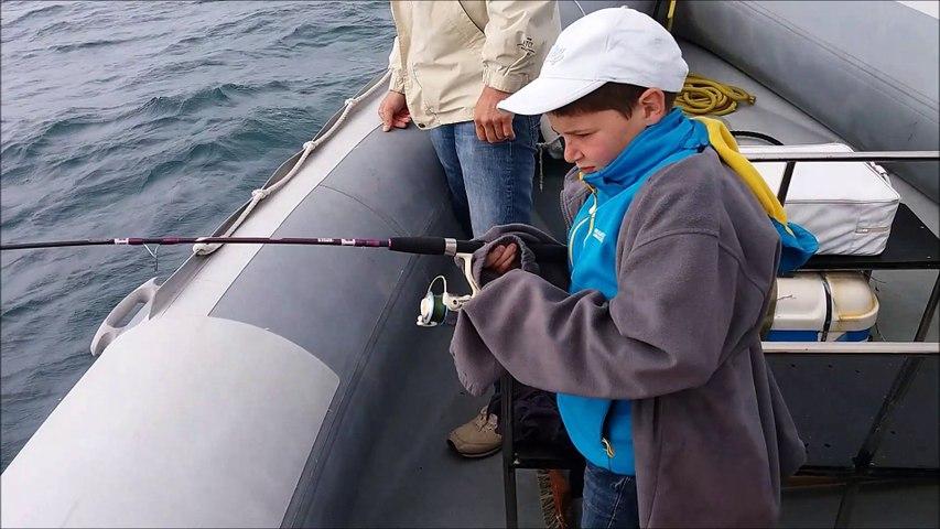 pêche saurels et maquereaux 4 mai 2017