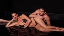 Michael Phelps & Bar Refaeli Get Wet- Behind Their Steamy Photoshoot - Sports Illustrated Swimsuit