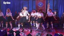 Lip Sync Battle avec Kate Upton
