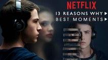 13 Reasons Why BEST MOMENTS   Hannah Baker, Clay Jensen   Katherine Langford, Dylan Minnette, Selena Gomez   Netflix