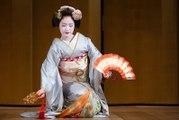 NHK - Begin Japanology: Folding fan 扇子