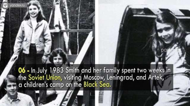 Unknown Shocking Facts About Samantha Smith