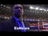 roy jones jr what he thinks of mikey garcia EsNews Boxing