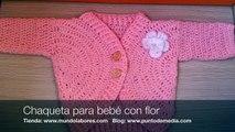Coat Baby Crochet