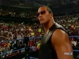 The Rock & Booker T Funny Segment