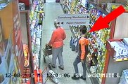 Cuidado com esta nova técnica de roubos nos supermercados!  Protege-te e partilha!