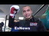 kickboxing champ sergey lipinets Khabib Nurmagomedov  whoops conor mcgregor - EsNews Boxing