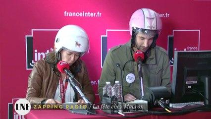 Le Zapping Radio - La Nouvelle Edition 08/05/2017