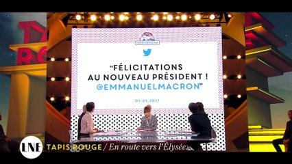 Le second tour de la présidentielle - Tapis Rouge LNE 08/05/2017