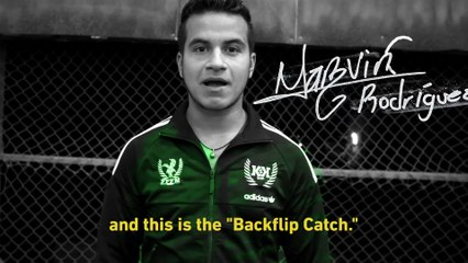 theFC | Backflip Catch: Marvin Rodriguez's Signature Move