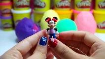 Peppa Pig italiano Ovetti sorpresa Pongo Play Doh di Spiderman cars Rio 2 Uomo Ragno