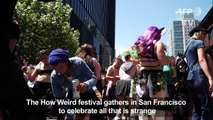 How Weird Festival celebrates weirdness