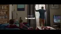 Pub SFR avec Fred Testot - Episode 1 (Le secret)