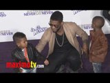 """USHER at """"Never Say Never"""" Premiere in Los Angeles"""
