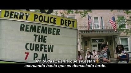 It - Official Trailer #2 [HD] Subtitulado por Cinescondite