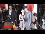 """TOM STURRIDGE and RACHEL BILSON at """"WAITING FOR FOREVER"""" Premiere"""