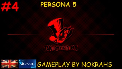"""""""Persona 5"""" """"PS4"""" - """"Gameplay"""" (4)"""