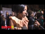 """Meagan Holder Interview at """"You Again"""" Premiere"""