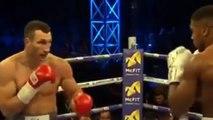 Knockout  Anthony Joshua vs Wladimir Klitschko FULL FIGHT