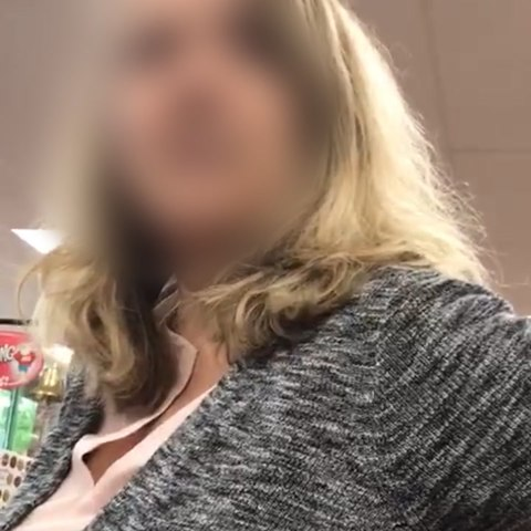 This woman went on an Islamophobic rant at a grocery store [Mic Archives]
