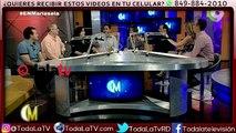 Esta noche en cabina Alarma Radio,Juan Carlos Pichardo y Dolphy Pelaez-Esta Noche Mariasela-Video