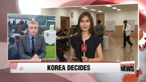Polling stations open for 19th presidential election