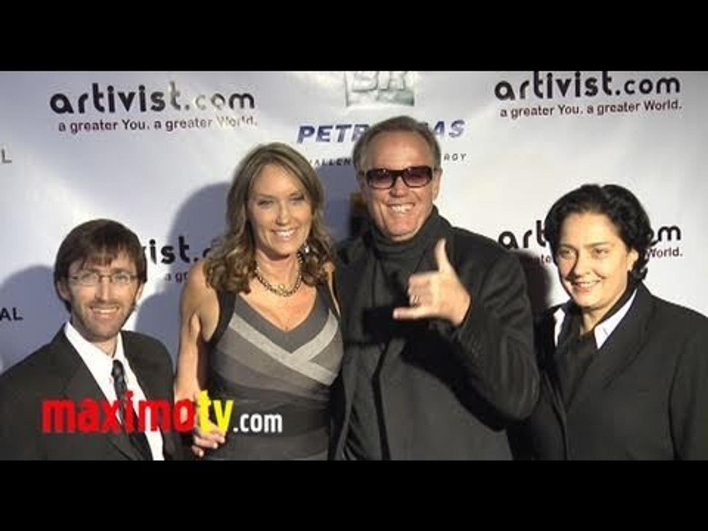Peter Fonda Honored at 7th Annual Artivist Film Festival Awards Arrivals