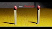 100 Match Animation Video Clip _ Shaik Parvez